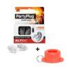 Alpine partyplug partydop